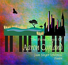 Copland CD Cover