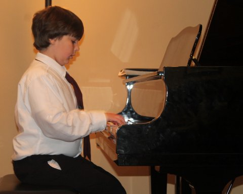 Piano Performance 1