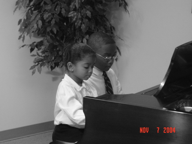 Piano Performance Kids
