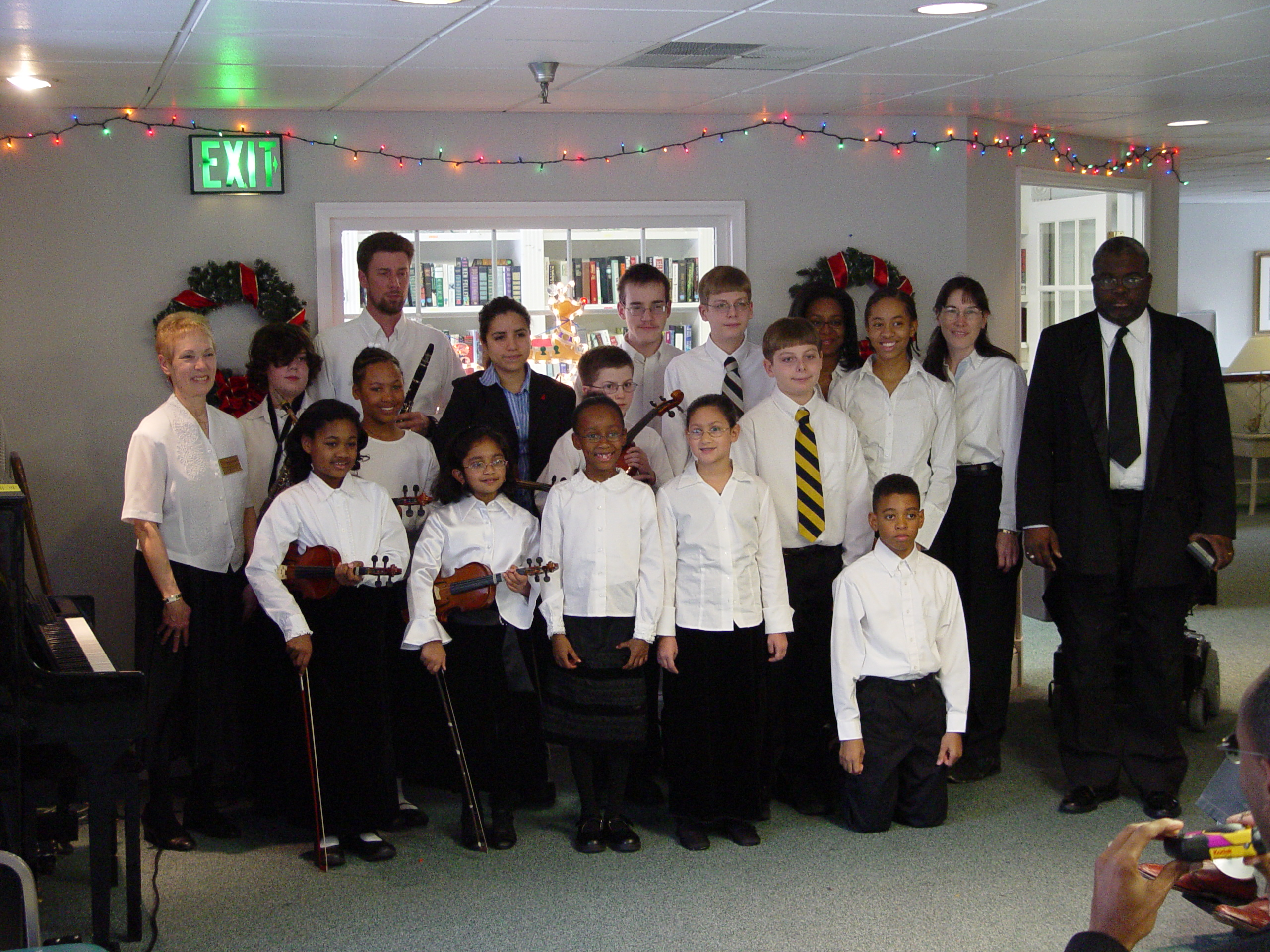 Holiday Concert Group