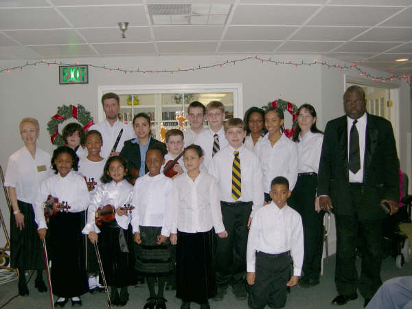 Holiday Concert Group 3